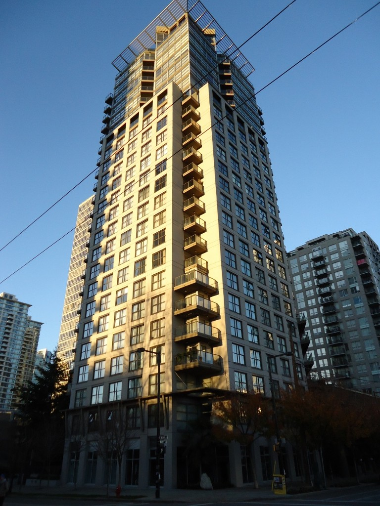 989 Beatty Street Yaletown Downtown Vancouver
