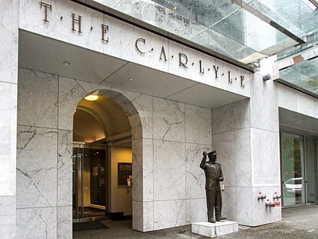 The Carlyle Vancouver Downtown 1060 Alberni Street