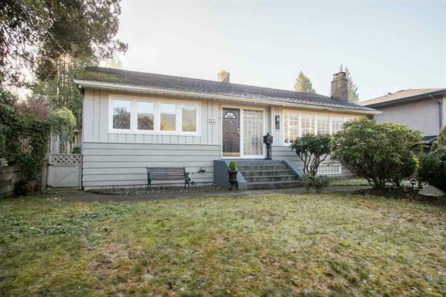 980 Jefferson Avenue – Sentinel Hill – West Vancouver