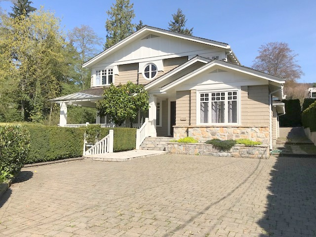 1785 Fulton Avenue – West Vancouver